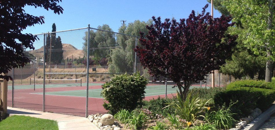 Vista Serena Tennis